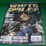 WHITE DWARF  WD253 January Grudge bearers Dwarfs issue 253